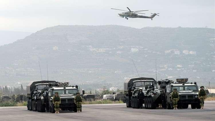 الدفاع الروسية: طائرة استطلاع أمريكية حلقت فوق سوريا لحظة هجوم الدرونات على حميميم