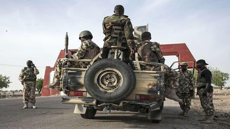 الجيش النيجيري يقضي على 107 مسلحين من