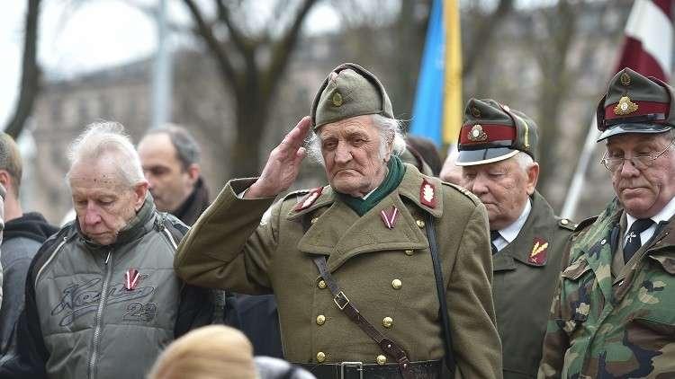موسكو: قانون لاتفيا حول المحاربين القدامى له عواقب