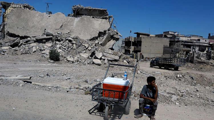 كم يحتاج العراق لإعادة إعمار مناطقه المدمرة؟