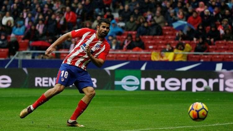 أتلتيكو مدريد يكرم ضيفه لييدا ايسبورتيو بثلاثية .. فيديو