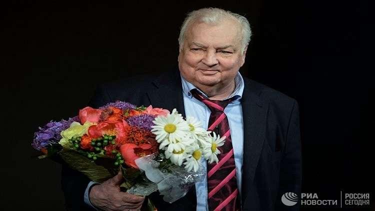 وفاة الممثل الروسي ميخائيل درجافين