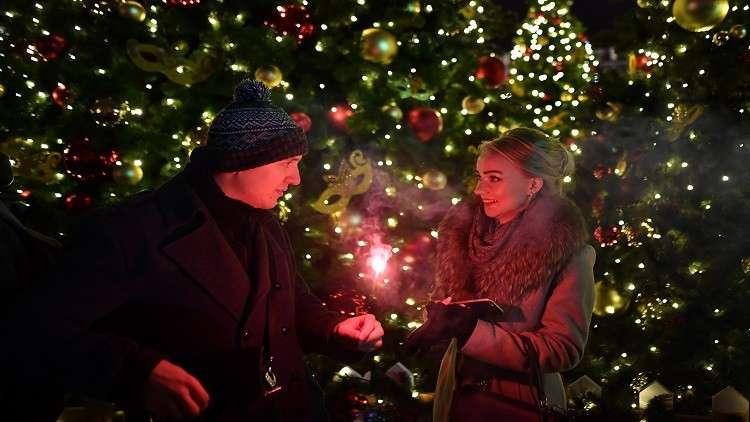 الروس أنفقوا مبلغا قياسيا خلال عطلة رأس السنة