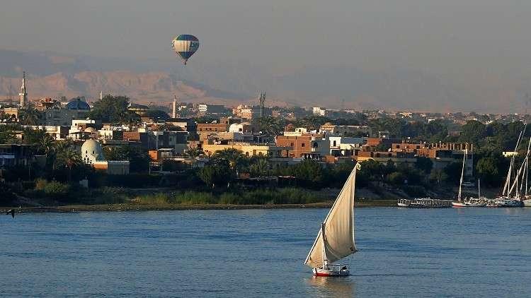 المناطيد تعود إلى سماء الأقصر المصرية