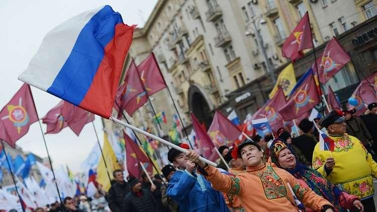 من هم الذين يعتبرهم الروس أعداءهم؟