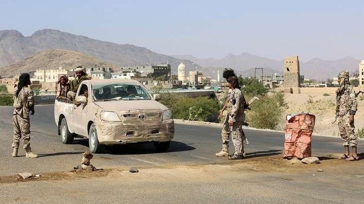 انفجار يستهدف قوات الجيش اليمني أثناء عملية ضد القاعدة في شبوة