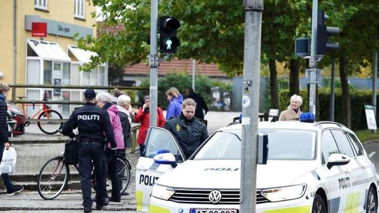 الدنمارك.. إغلاق محيط السفارة الأمريكية بسبب