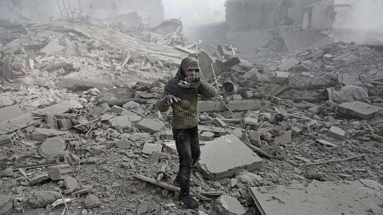 الأمم المتحدة: مقتل 85 مدنيا في الغوطة الشرقية منذ 31 ديسمبر