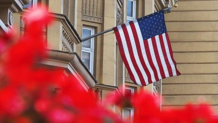 برلماني روسي يقترح منح السفارة الأمريكية في موسكو عنوانا مغايرا للواقع!
