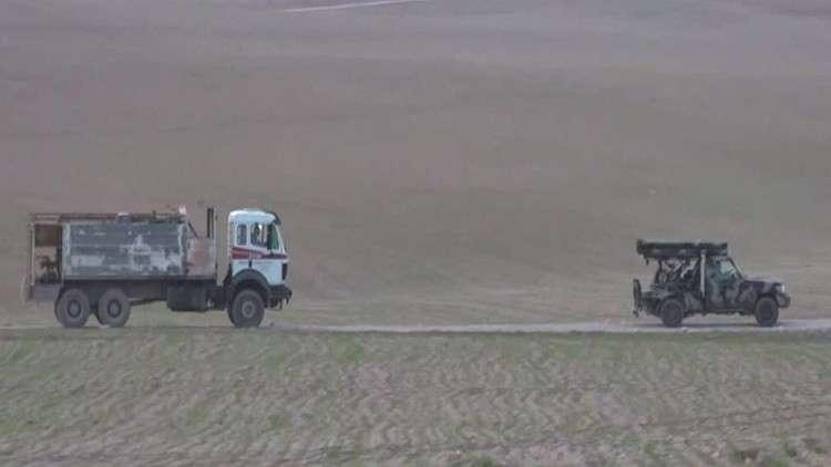 الجيش السوري يتقدم نحو مطار أبو الضهور