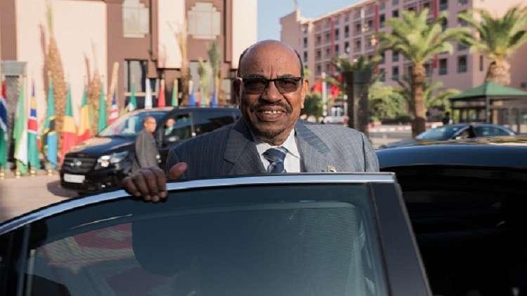 النيل الأزرق  ترشح عمر البشير  إلى انتخابات 2020