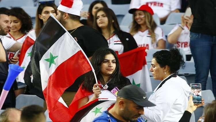 أستراليا تهزم سوريا في كأس آسيا