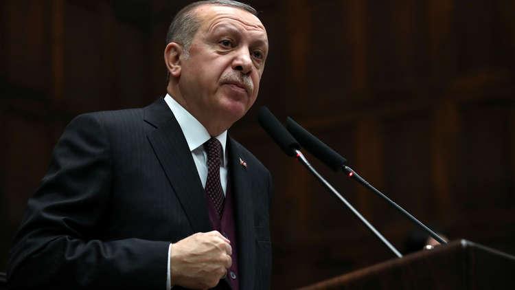 أردوغان: من يريد إنشاء دولة شمال سوريا سيرى ما يلزم من تركيا