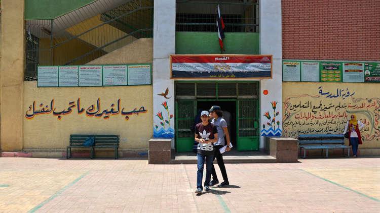 مصر.. طلاب يستخدمون القنابل للغش في الامتحانات