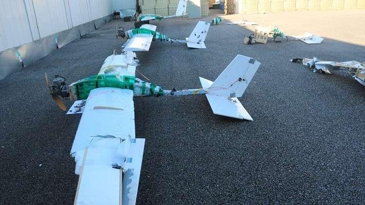 الأركان الروسية: المسلحون في سوريا يستخدمون طائرات بدون طيار أجنبية الصنع