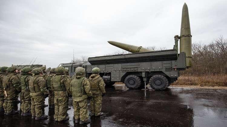 وزير الدفاع الروسي: استخدمنا منظومة