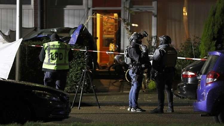 إحباط هجمات إرهابية في هولندا