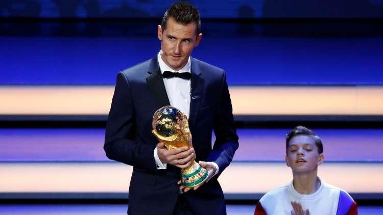 كلوزه: كأس العالم 2018 ستكون بطولة عالمية رائعة