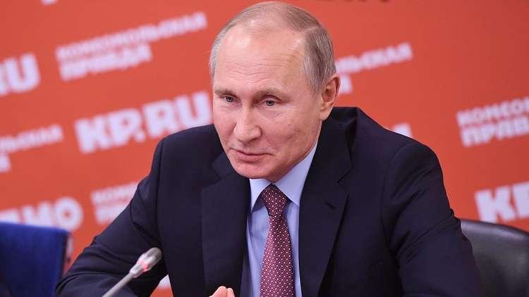 بوتين: لا علاقة لتركيا بالهجوم على قاعدتينا في سوريا ونعرف من نفذه