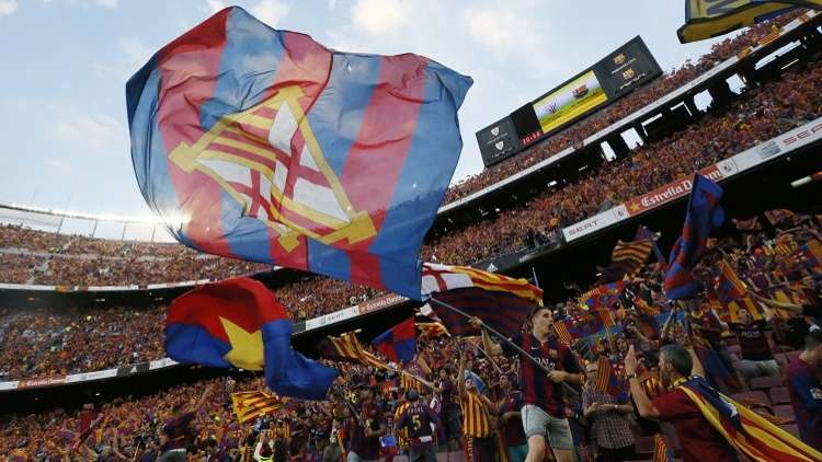 رسميا.. تشكيلة برشلونة وضيفه سيلتا فيغو