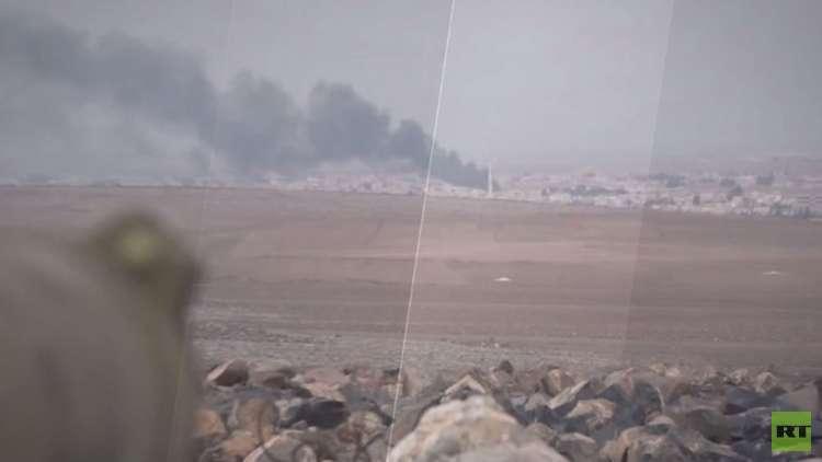 الجيش السوري يصد هجوما للنصرة بريف إدلب