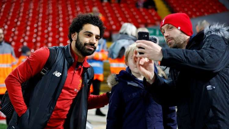 محمد صلاح يرد على أنباء انتقاله لريال مدريد