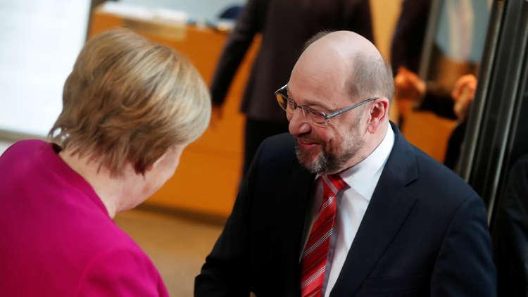 حكومة ائتلافية في ألمانيا قد ترى النور قريبا