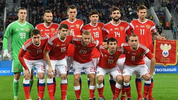 منتخب روسيا يخوض 4 وديات استعدادا للمونديال
