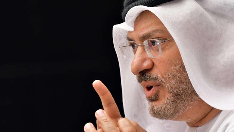 الإمارات: سنرد رسميا على قطر وتصعيدها غير المبرر
