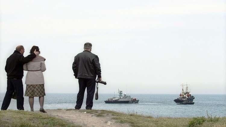 ما هو مصير المعدات العسكرية الأوكرانية المتروكة في القرم؟