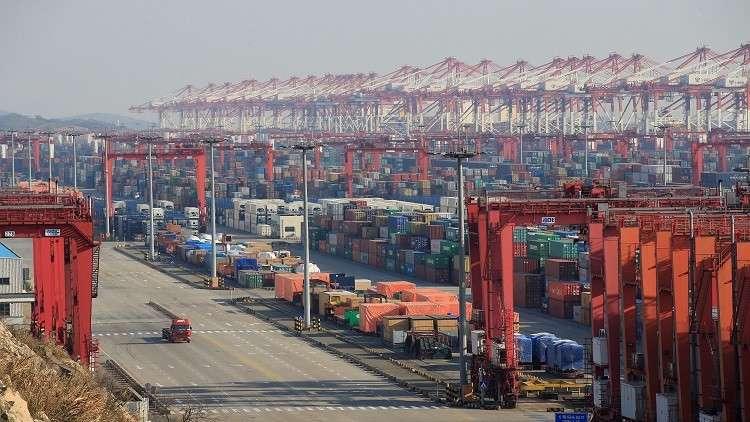 قفزة في حجم التجارة بين روسيا والصين