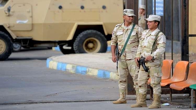 مصر تفرض حظر تجول في سيناء