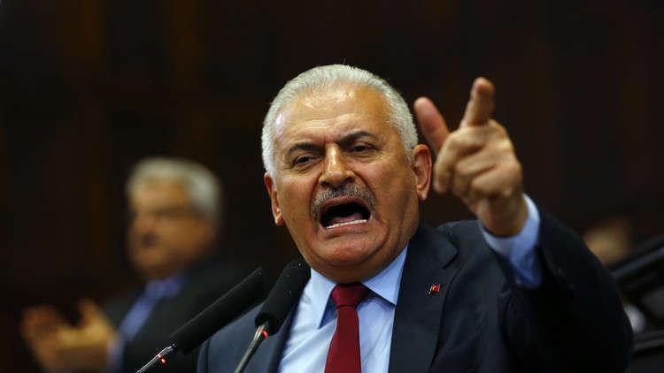 تركيا تتوعد بالرد على الهجمات من سوريا والعراق