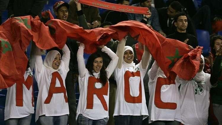 المغرب يهزم موريتانيا برباعية في افتتاح