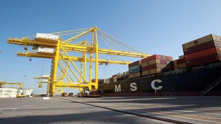 إیران تصدر 1900 حاوية مواد غذائية إلى قطر في 7 أشهر