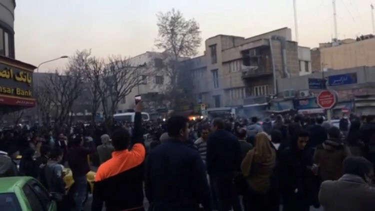 القضاء الإيراني يكشف حصيلة القتلى والمعتقلين في الاحتجاجات الأخيرة