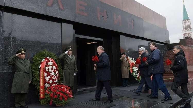 بوتين: قدسية ضريح لينين للشيوعيين كقدسية رفات الصالحين عند المسيحيين