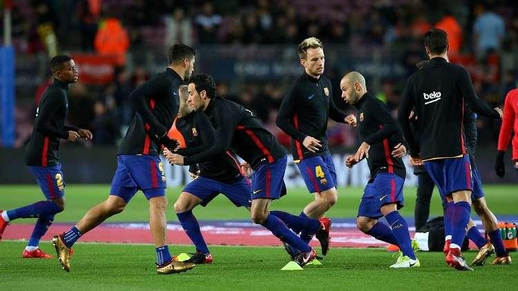 برشلونة ضيفا ثقيلا على ريال سوسييداد .. التشكيلة الأساسية