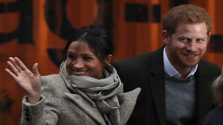 خطيبة الأمير هاري تسبب أزمة لزعيم حزب بريطاني