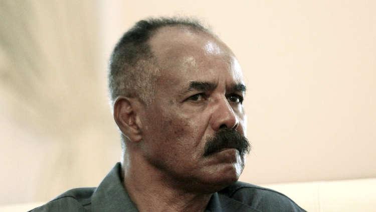 الرئيس الإريتري ينفي وجود قوات مصرية داخل بلاده