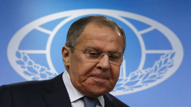 لافروف: موقف واشنطن من اتفاق إيران النووي لا يدعم الاستقرار