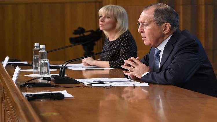 لافروف يحدد أهداف مؤتمر سوتشي للحوار السوري