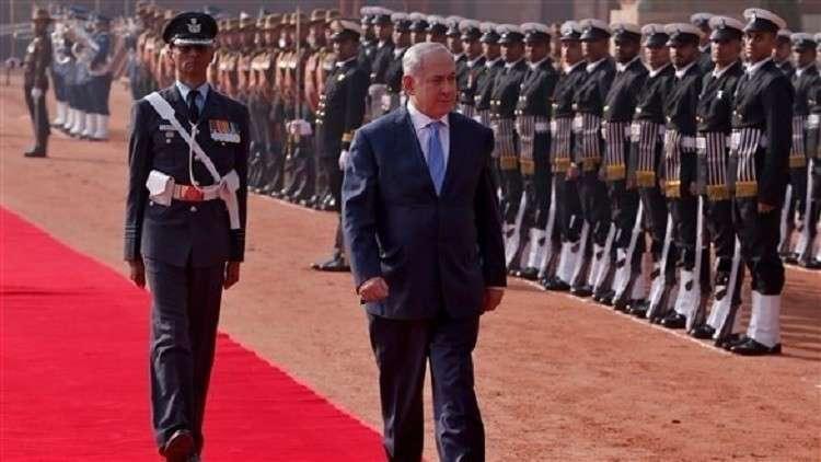خيبة نتنياهو من تصويت نيودلهي بشأن القدس لن تفسد