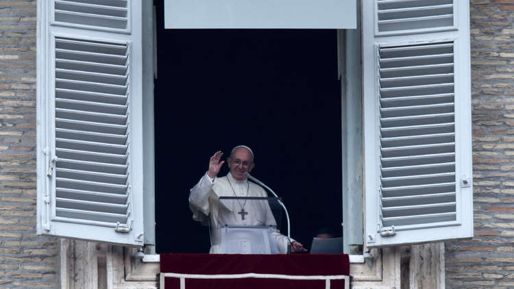 بابا الفاتيكان يبدأ زيارته لأمريكا الجنوبية