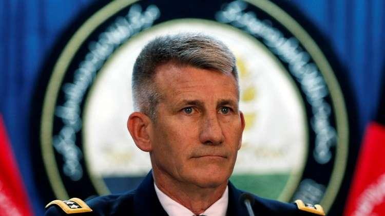 قائد القوات الأمريكية في أفغانستان: طالبان امتنعت عن التفاوض لأنها واثقة من النصر