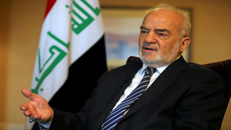 الجعفري يؤكد ارتفاع عدد طالبي التأشيرة العراقية