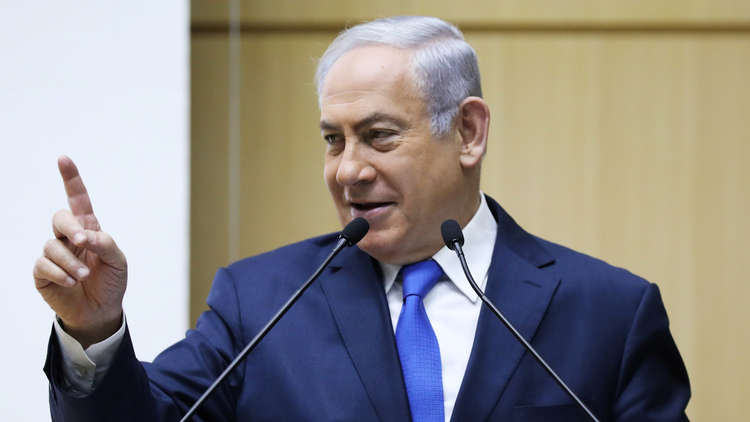 نتنياهو: عباس رفع القناع وكشف عن وجهه الحقيقي