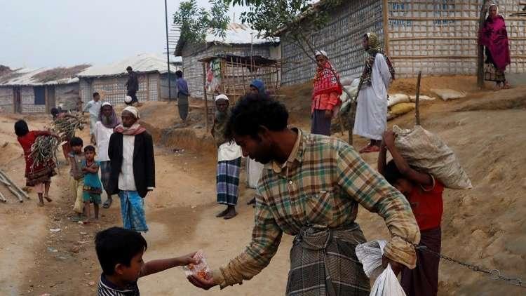 بنغلاديش وميانمار تتفقان على عودة الروهينغا خلال عامين