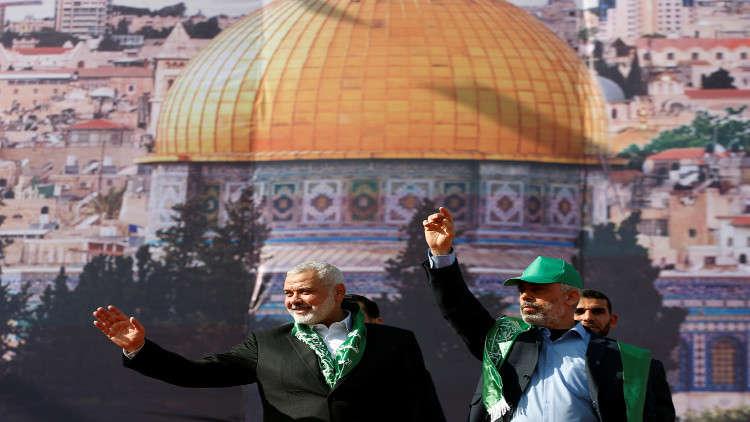 حماس تعلق على قرارات المجلس المركزي الفلسطيني