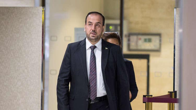 هيئة التفاوض السورية تحذر من أن تفضي قوة واشنطن الحدودية إلى تفكيك البلاد